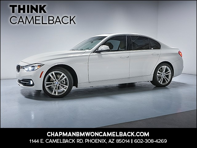 2017 BMW 3-Series Sdn 330i 37848 miles Why Camelback Chapman BMW on Camelback is the Centrally