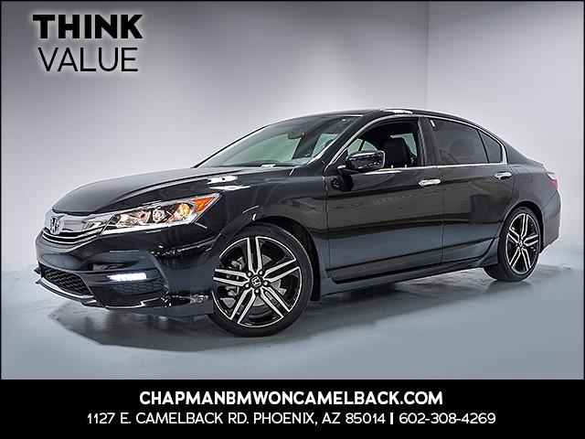 2016 Honda Accord Sport 23275 miles 6023852286 Chapman Value Center in Phoenix specializing in