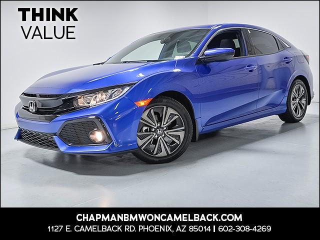2018 Honda Civic EX 6842 miles 6023852286Think Camelback Chapman Value Center in Phoenix