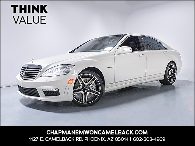 2012 Mercedes S-Class S 63 AMG 52136 miles VIN WDDNG7EB9CA447631 For more
