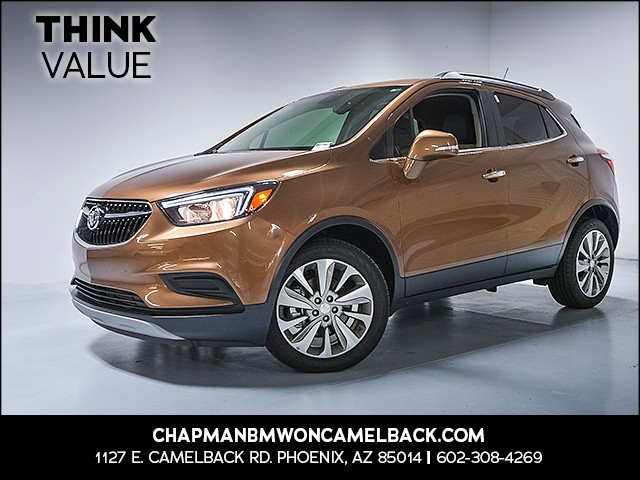 2017 Buick Encore Preferred 15391 miles VIN KL4CJASB2HB214576 For more information contact ou