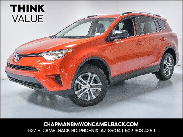 2016 Toyota RAV4 LE 44663 miles 6023852286 Chapman Value Center in Phoenix specializing in lat