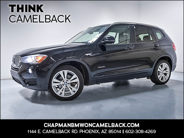 2016 BMW X3 xDrive35i 57963 miles VIN 5UXWX7C55G0S16330 For more information contact our inte