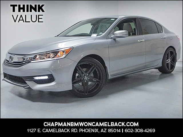 2017 Honda Accord EX-L 17280 miles 6023852286 Think ValueChapman Value