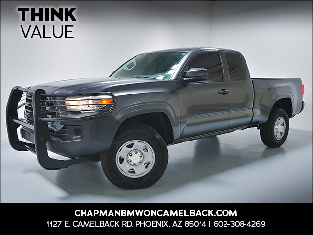 2017 Toyota Tacoma SR Extended Cab 8366 miles 6023852286 Chapman Value Center in Phoenix speci