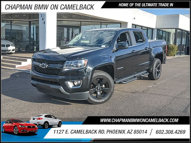 2016 Chevrolet Colorado LT Crew Cab 8262 miles Wireless data link Bluetooth Satellite communicat