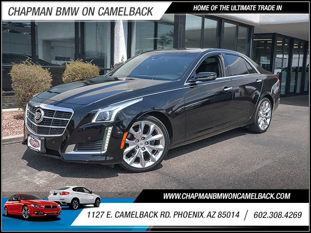 2014 Cadillac CTS 36L Performance Collection 29744 miles Phone hands free Satellite communicati