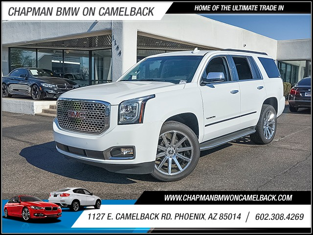 2015 GMC Yukon SLE 41583 miles Wireless data link Bluetooth Satellite communications OnStar Cru