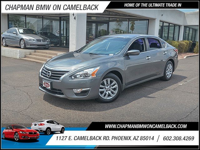 2014 Nissan Altima 25 S 45882 miles Wireless data link Bluetooth Phone pre-wired for phone Cru
