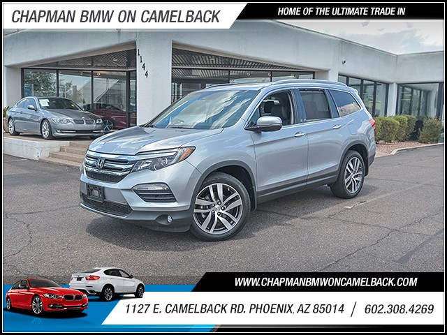 2016 Honda Pilot Elite 24537 miles 6023852286 1127 E Camelback Rd Summer Monsoon Sales Event