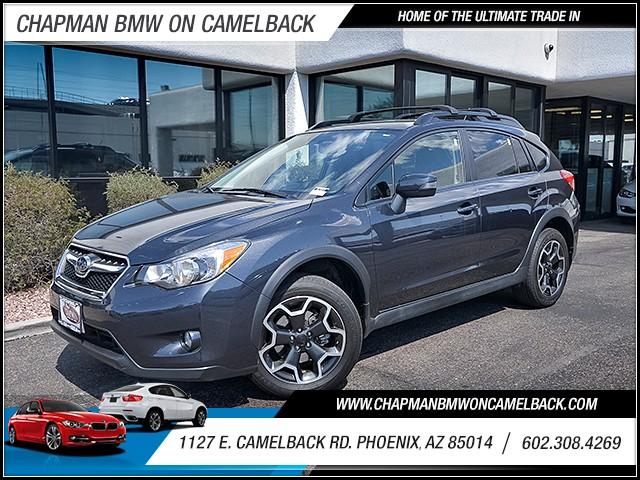 2015 Subaru XV Crosstrek 20i Limited 39640 miles 6023852286 1127 E Camelback Rd Summer Mons