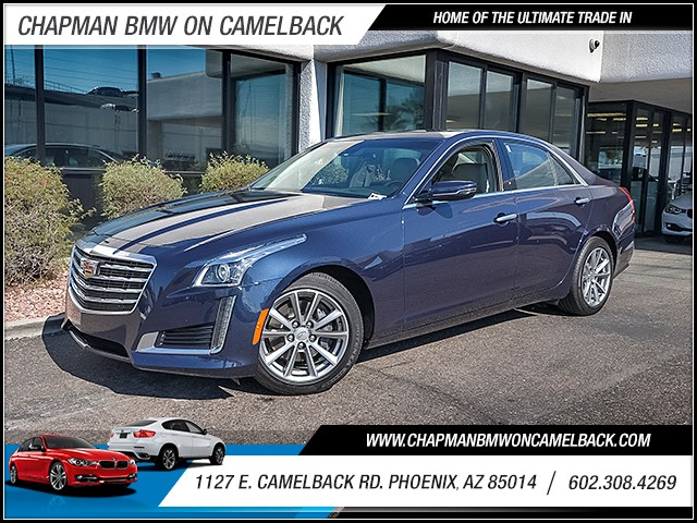 2017 Cadillac CTS 20T Luxury 12822 miles 6023852286 1127 E Camelback Rd Summer Monsoon Sale