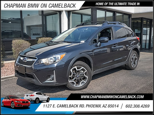 2016 Subaru Crosstrek 20i Limited 15863 miles Chapman Value Center on Camelback is specializing