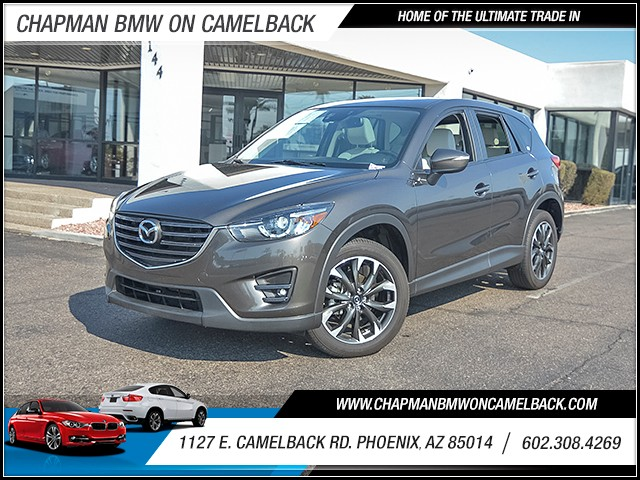 2016 Mazda CX-5 Grand Touring 29909 miles Chapman Value Center on Camelback is specializing in la