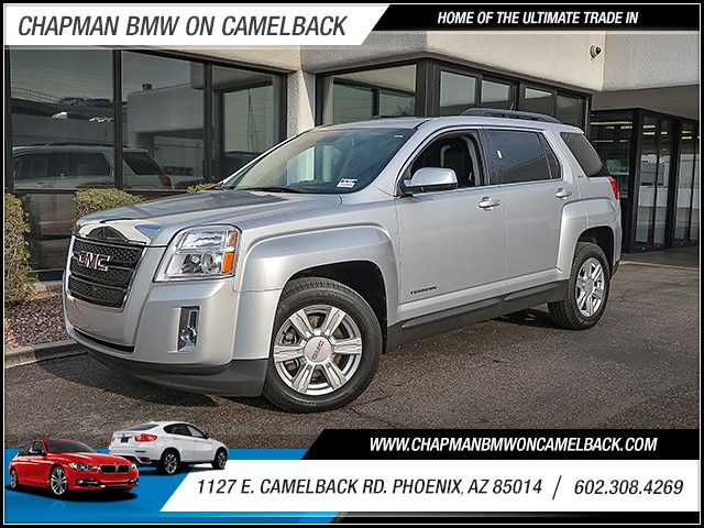 2014 GMC Terrain SLT 31104 miles Chapman Value Center on Camelback is specializing in late model