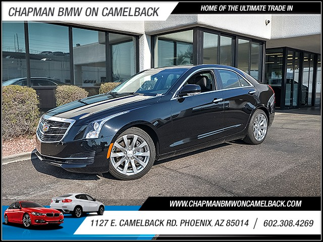 2017 Cadillac ATS 20T Luxury 11265 miles Chapman Value Center on Camelback is specializing in la