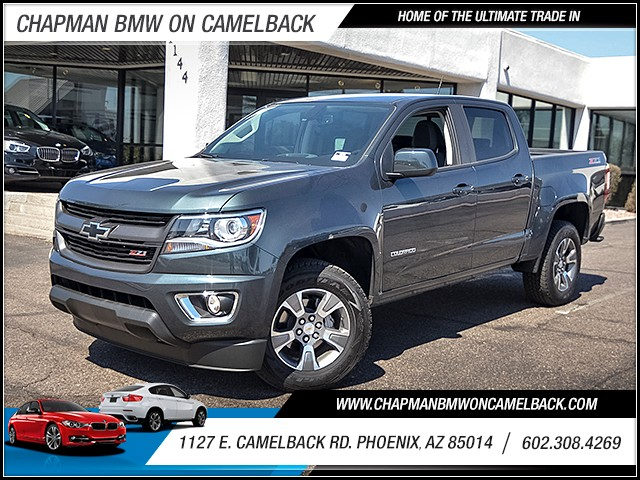 2017 Chevrolet Colorado Z71 Crew Cab 8138 miles Chapman Value Center on Camelback is specializing