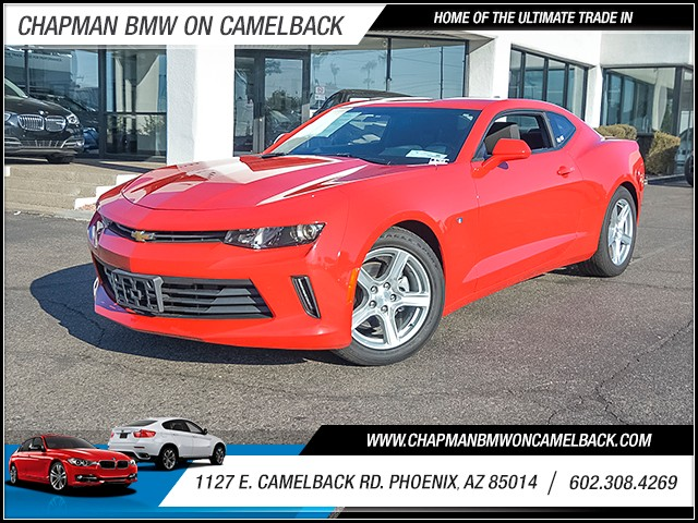 2016 Chevrolet Camaro LT 24374 miles Wireless data link Bluetooth Satellite communications voice