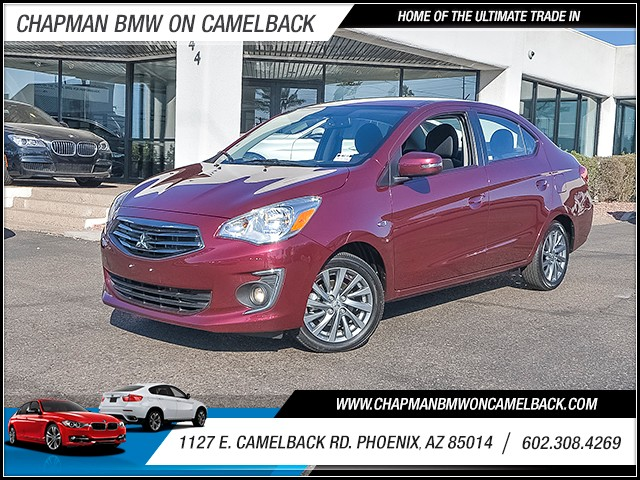 2017 Mitsubishi Mirage G4 SE 12135 miles Chapman Value Center on Camelback is specializing in lat