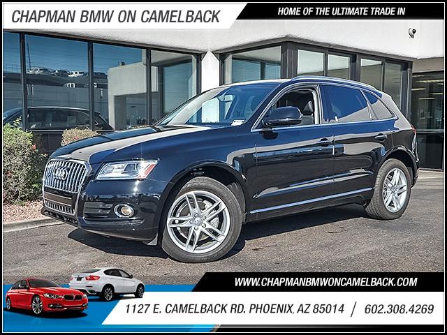 2016 Audi Q5 20T quattro Premium 16864 miles Chapman Value Center on Camelback is specializing i