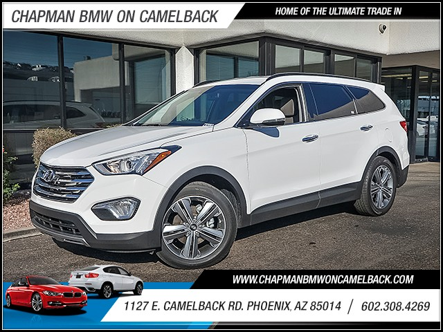 2016 Hyundai Santa Fe Limited 32545 miles Chapman Value Center on Camelback is specializing in la
