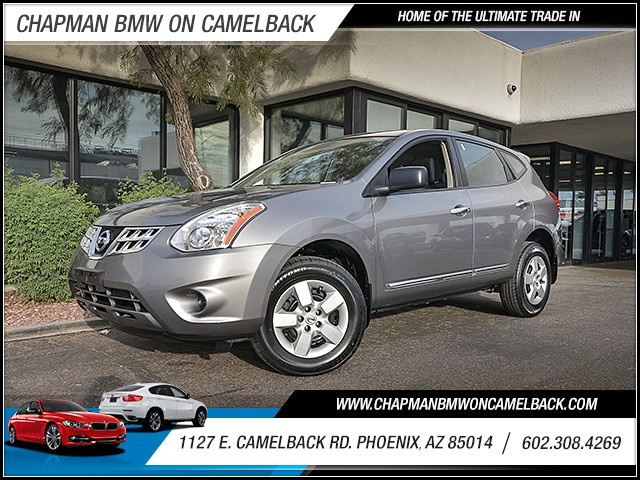 2013 Nissan Rogue S 40124 miles 6023852286 1127 E Camelback Rd Chapman Value center on Came