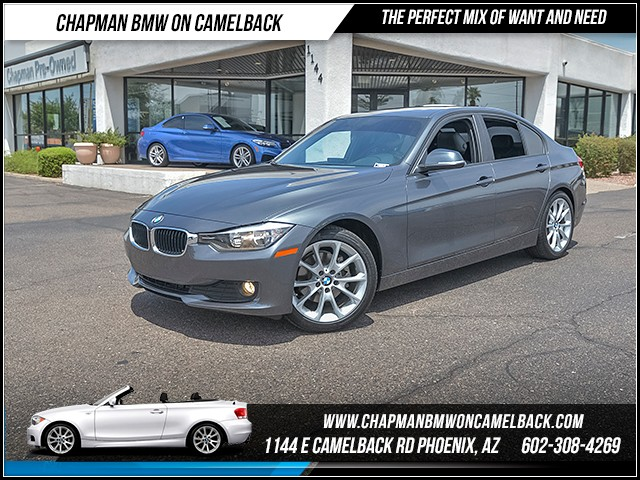 2014 BMW 3-Series 320i 39121 miles Premium Package Sport Package Phone hands free Wireless dat
