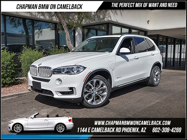 2016 BMW X5 xDrive40e 12940 miles X Line Premium Package Driver Assistance Package Cold Weathe