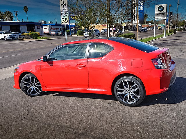 2015 scion tc release series 9 0 cars and vehicles phoenix az. Black Bedroom Furniture Sets. Home Design Ideas
