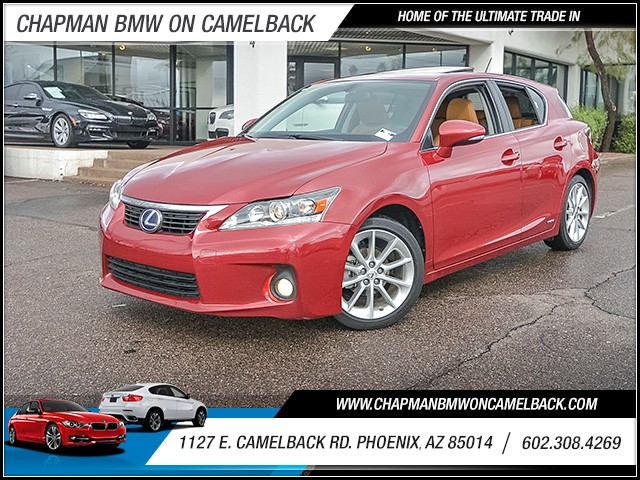 2013 Lexus CT 200h 43858 miles 6023852286 1127 E Camelback Rd Chapman Value center on Camel