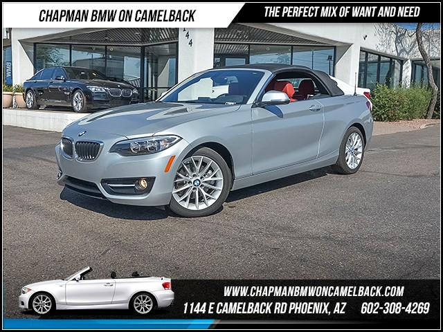 2016 BMW 2-Series 228i PremSport Pkg 13419 miles 1144 E Camelback Rd 6023852286 Certified