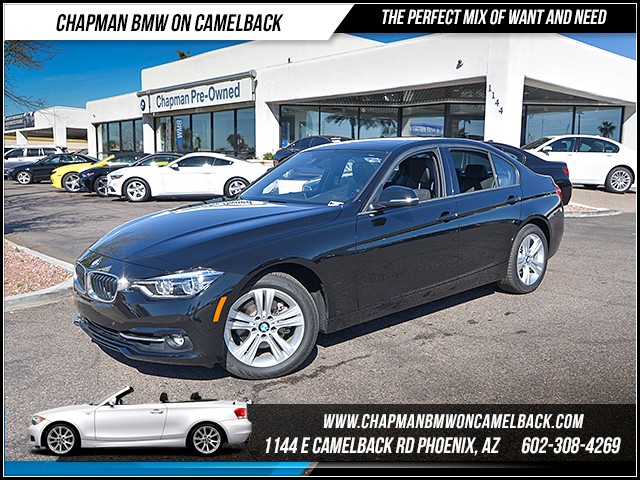 2016 BMW 3-Series Sdn 328i 6362 miles 6023852286 - 12th St and Camelback Chapman BMW on Camelb