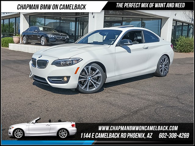 2014 BMW 2-Series 228i 50564 miles 6023852286 - 12th St and Camelback Chapman BMW on Camelback