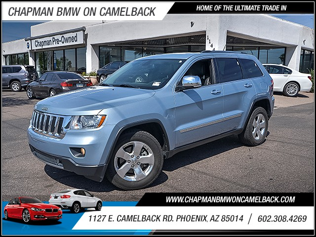 2013 Jeep Grand Cherokee Limited 68515 miles 6023852286 1127 E Camelback Rd Chapman Value ce
