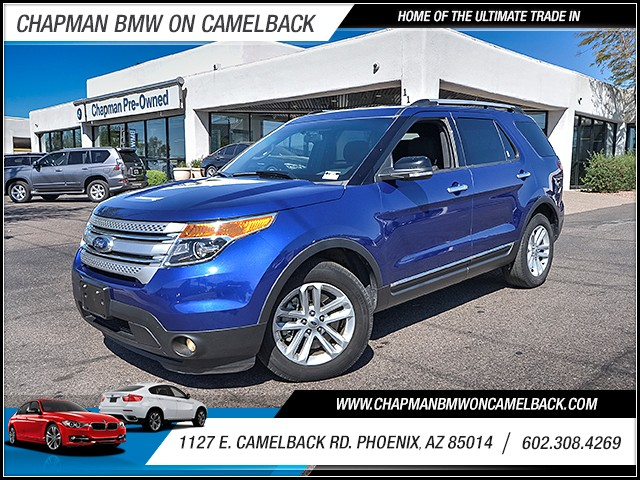2015 Ford Explorer XLT 34986 miles 6023852286 1127 E Camelback Rd Chapman Value center on Ca