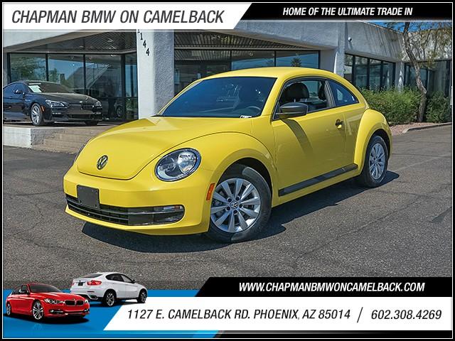 2015 Volkswagen Beetle 18T Entry PZEV 36550 miles 6023852286 1127 E Camelback Rd Chapman Va