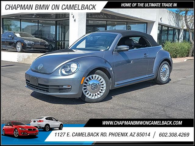 2015 Volkswagen Beetle 18T PZEV 37121 miles 6023852286 1127 E Camelback Rd Chapman Value ce