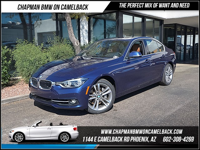 2016 BMW 3-Series Sdn 340i SportDriver AssistNavLig 5125 miles 6023852286 - 12th St and Came