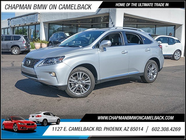 2014 Lexus RX 350 23951 miles Wireless data link Bluetooth Cruise control Rolling code security