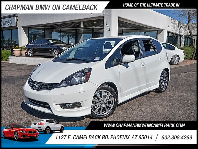 2013 Honda Fit Sport 41613 miles 6023852286 1127 E Camelback Rd Chapman Value center on Came