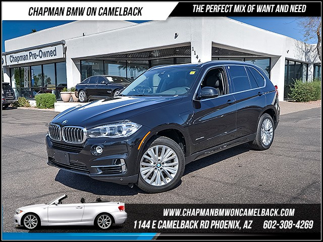 2016 BMW X5 xDrive40e 10669 miles 6023852286 - 12th St and Camelback Chapman BMW on Camelback