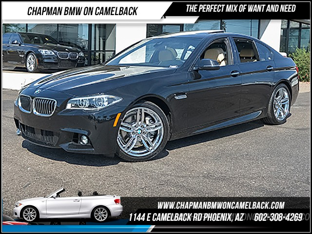 2014 BMW 5-Series 535i 40170 miles 6023852286 - 12th St and Camelback Chapman BMW on Camelback