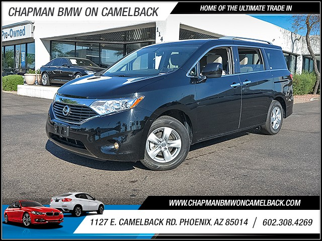 2016 Nissan Quest 35 SV 35496 miles 6023852286 1127 E Camelback Rd Chapman Value center on