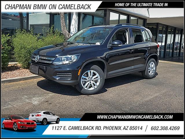2016 Volkswagen Tiguan 20T S 25822 miles 6023852286 1127 E Camelback Rd Chapman Value cente