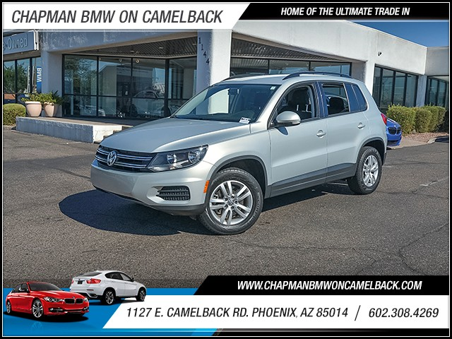 2015 Volkswagen Tiguan S 40792 miles 6023852286 1127 E Camelback Rd Summer Sales Event on No