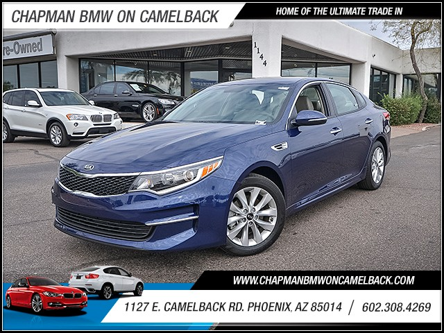 2016 Kia Optima LX 22280 miles 6023852286 1127 E Camelback Rd Chapman Value center on Camelb