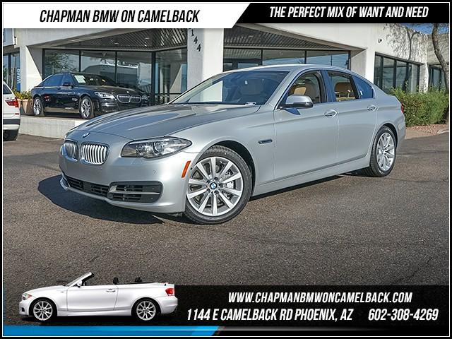 2014 BMW 5-Series 550i Prem Exec Driver Assist Plu 26840 miles 6023852286 - 12th St and Camelba
