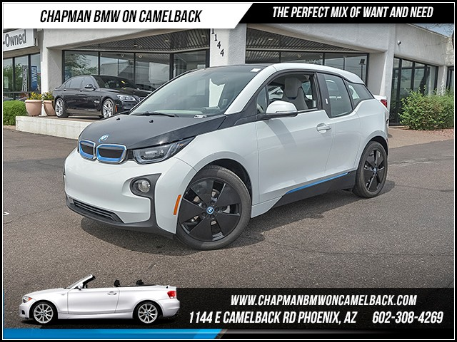 2014 BMW i3 13351 miles Mega World Wireless data link Bluetooth Satellite communications BMW As