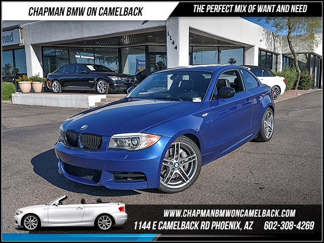 2013 BMW 1-Series 135is 68253 miles Premium Package Technology Package Phone hands free Wirele