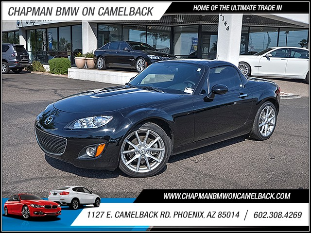 2010 Mazda MX-5 Miata Grand Touring 73023 miles Cruise control 2-stage unlocking doors Anti-the